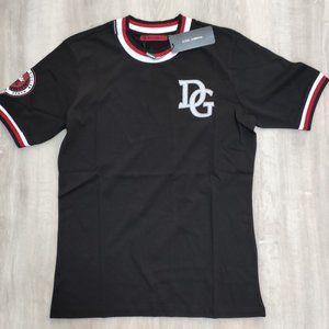 Dolce & Gabbana Black Tshirt For Men